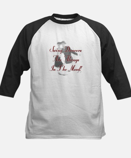 Always In the Mood Kids Baseball Jersey