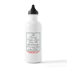 Reverse-RobinHood Water Bottle