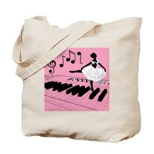 0039_Dezine01_Tiny Dancer in Pink Tote Bag