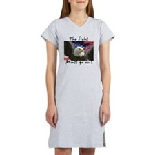 fighteagle1 Women's Nightshirt