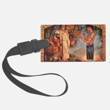 Egyptian_glassblower Luggage Tag
