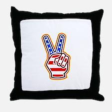 bastard2 Throw Pillow