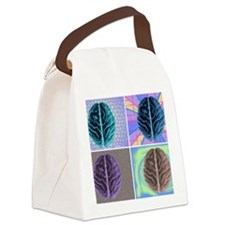 panelsb Canvas Lunch Bag