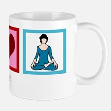 peaceloveyogawh Mug