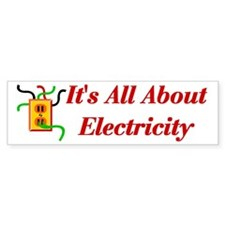 Electrician Bumper Bumper Sticker