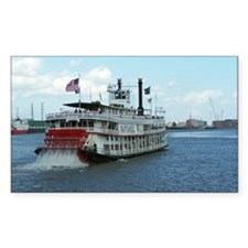 Riverboat Decal