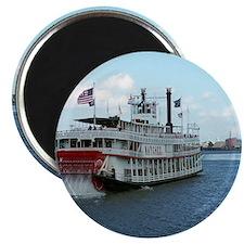 Riverboat Magnet