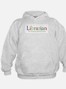 Librarian Hoodie
