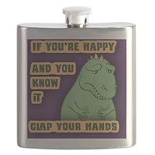 t-rex-clap-BUT Flask