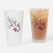 axolotl Drinking Glass