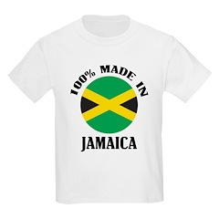Made In Jamaica Kids T-Shirt