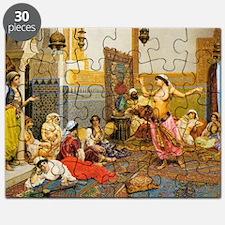 TheHaremDance_5x7_GiulioRos Puzzle