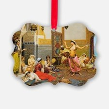 TheHaremDance_5x7_GiulioRos Ornament