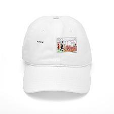 3-EnforcedIdlenessText Baseball Cap