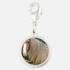 frostybarn1headsoftlge 1089X12 Silver Round Charm