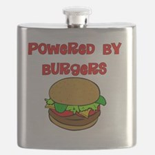 Powered by Burgers Flask