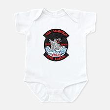 USS SEAWOLF Infant Bodysuit