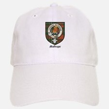 McGregor Clan Crest Tartan Baseball Baseball Cap