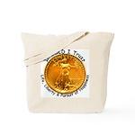 Gold & Liberty Tote Bag