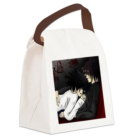 BxL Yaoi Love. Canvas Lunch Bag