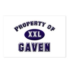 Property of gaven Postcards (Package of 8)