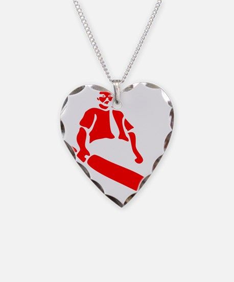 ShaunOfTheDead_stencil Necklace