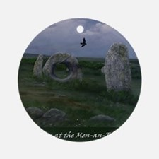 men-an-tol-posters2 Round Ornament
