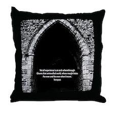 Arch5x7 Throw Pillow