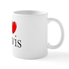 """""""I Love Davis"""" Mug"""