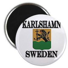 The Karlshamn Store Magnet