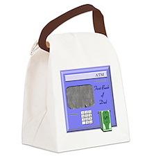 10x10 ATM Canvas Lunch Bag