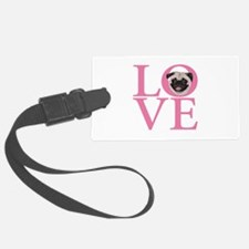 Love Pug - Luggage Tag