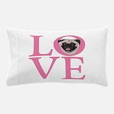 Love Pug - Pillow Case