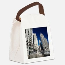 1DS2-1803-NOTECARD Canvas Lunch Bag