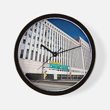 5D-22 IMG_0044-NOTECARD Wall Clock