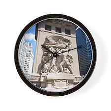 5D-16 IMG_0006-NOTECARD Wall Clock