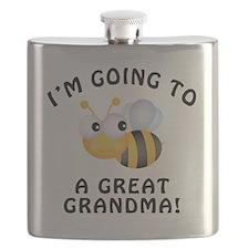 BeeGreatGrandma Flask