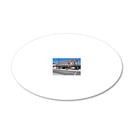 25Jul10_Poortage Park_156-NO 20x12 Oval Wall Decal