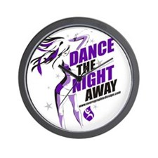 Dance Shirt NightAway Wall Clock