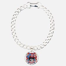 American Pride Pekingese Bracelet