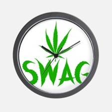 weedSwag Wall Clock