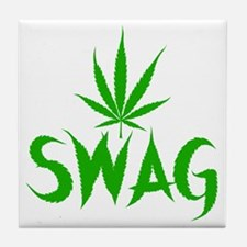 weedSwag Tile Coaster