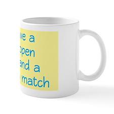 open-mind_rect2 Mug