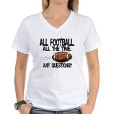 1FootballBack Shirt