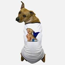 ga_mermaid2 Dog T-Shirt