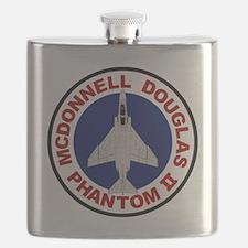 F-4 Phantom II Flask
