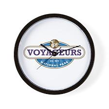 Voyageurs National Park Wall Clock
