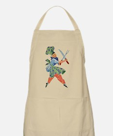 Vintage Gay Grill Chef Foodie Apron