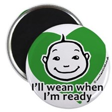 weanwhenready copy Magnet