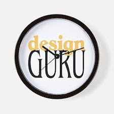 Design Guru Wall Clock
